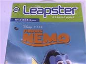 LEAPSTER FINDING NEMO GAME